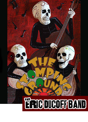 Eric Ducoff Band at Stomping Ground Putnam CT