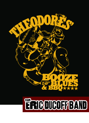 Eric Ducoff Band at Theodore's Springfield MA