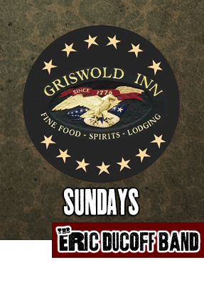 Eric Ducoff Band at the Griswold Inn - Summer Sundays